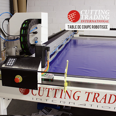 table de coupe Cutting Trading Fym